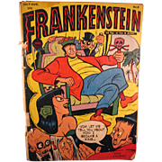 Crestwood Publishing- Frankenstein 1947 #8