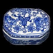SALE Oriental style trinket box