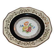 SALE SCHUMANN Bavaria plate  flowers,flowers everywhere