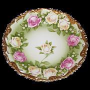 SALE Philip Rosenthal & Co.  Dish Bavaria    Roses galore