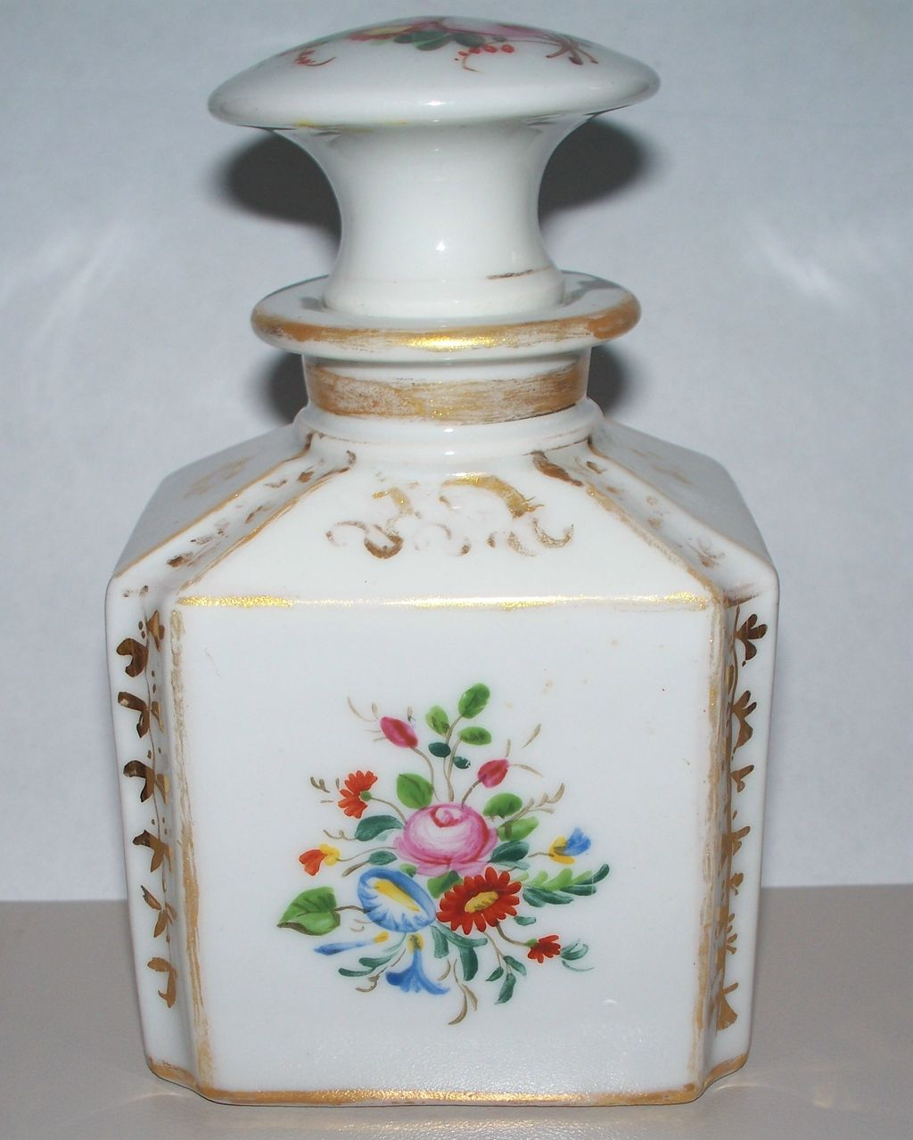 Sweet Little Old Paris Perfume Bottle