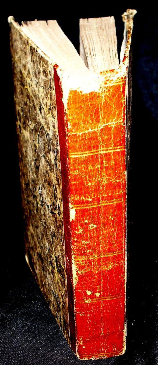 "Antique Book "" Tales of a Grandfather"" 'Scottish History'  Hugh Littlejohn, Esq. 1830"