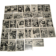 SOLD 31 Vintage Topps Gilligan's Island Trading Cards