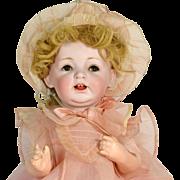 "Kestner Character Baby Doll # 226, 18"" tall"