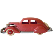 "Cast Iron Hubley Studebaker Sedan Toy, Ca. 1930, 5"" long, 98% paint"