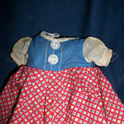 Very Sweet Dress w/attached panties  for Effanbee Small Patsy doll Free P&I US ...