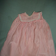Vintage Madame Alexander Kelly tagged nightgown Free P&I US Buyers