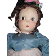 """20"""" Wonderful Madame Alexander Little Shaver Cloth Tagged Doll free P&I US BUYERS"""