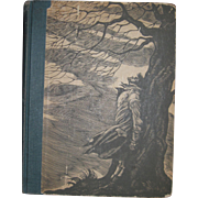 SOLD 1943 Wuthering Heights Illus Fritz Eichenberg Free P&I US Buyers