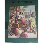 SOLD A Child's Old Testament Bible Stories Book Free P&I US Buyers