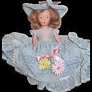 K&H  Kerr & Hinz Nancy MIB Bisque Melody Story Book  Doll Free P&I US Buyers