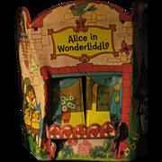Little Kiddles Alice in WonderLiddle  Play Case Free P&I US Buyers