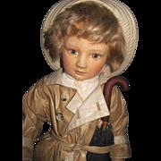 John Wright Artist Doll Christopher Robin Series II 107/500 Free P&I US Buyers