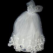 Vintage Elise Madame Alexander Doll Bride Dress Veil bouquet Free P&I US Buyers