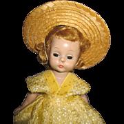 Vintage BK Madame Alexander doll Wendykins walker Free P&I US Buyers
