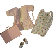 Vintage bedtime outfit for ginny Doll Free P&I US Buyers