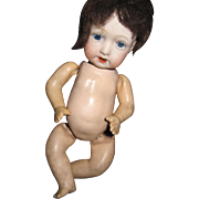 "7,5"" Nippon Socket head Baby doll small hairline Free P&I US buyers"