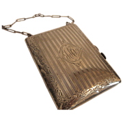 REDUCED Early 20th Century Sterling Silver Coin Purse
