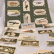 REDUCED Cigarette / Tobacco Cards Collection