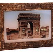 "SOLD French ""Grand Tour"" Memento Trinket Box"