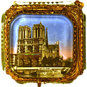 SOLD Antique Nineteenth Century French Grand Tour Egomise Bijoux Coffre