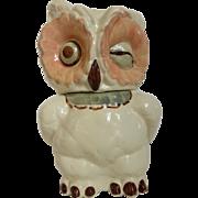 Vintage Shawnee Winking Owl Cookie Jar USA