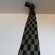 Vintage Hickey Freeman Silk Necktie