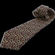 Vintage Liberty of London Silk Necktie