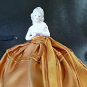 Vintage Pincushion Doll – All Original