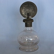The Handy Night Lamp Miniature Oil Lamp