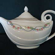 Hall China Wildfire Aladdin Teapot