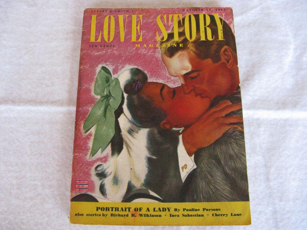 Street & Smith's Love Story Magazine, October 17, 1942