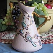 Hull Pottery Serenade Ewer