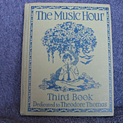 The Music Hour Third Book