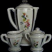 Porcelier Coffee Set