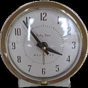 Vintage Baby Ben Alarm Clock c. 1950's