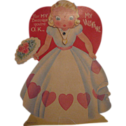 Vintage Mechanical Valentine