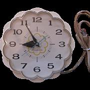 Vintage G.E. Kitchen Wall Clock