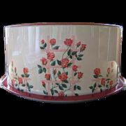 Vintage Decoware Cake Safe / Carrier