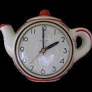 Aristocrat Electric The E. Ingraham Company Kitchen Wall Clock