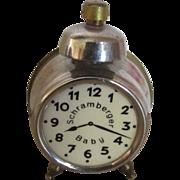 SALE SALE!!!  Schramberger Baby Miniature Alarm Clock 4 Your Doll!