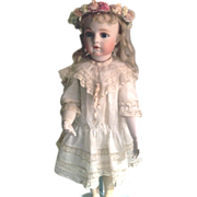 SOLD Lovely Antique Dress for Your Old Doll! - Red Tag Sale Item