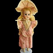 Little German Doll All-Original Dressed for Spring!