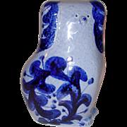 Lisa L Gustavsberg  Mid Century Modern Pottery Dog