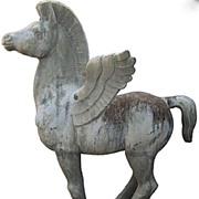 Pegasus Lead Fountain By Wheeler Williams 1946
