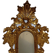 Pair of Italian Late 18th Century Mirrors