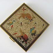 Vintage Volupté Compact Exotic Persian Design