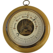 Vintage Made in Germany Barometer Quality