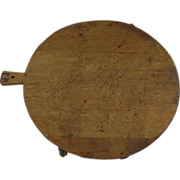 SOLD Primitive Baker's Bread Pell 19th Century