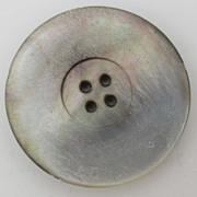 """Large Vintage Mother of Pearl Button1 1/4"""""""